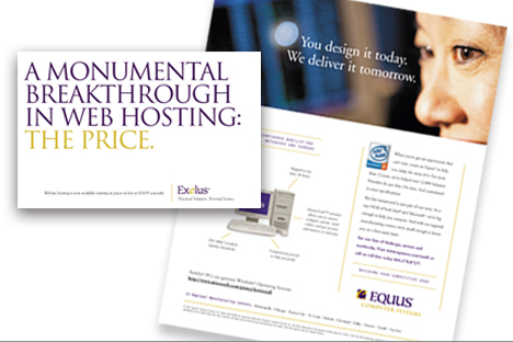 Direct Mail and Print Advertising